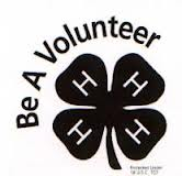 Be A 4-H Volunteer