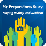 Cover photo for My Preparedness Story: Youth Video Challenge Contest