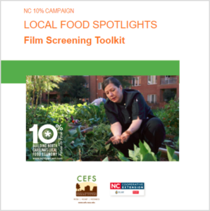 Cover photo for Film Shorts and Screening Toolkit to Facilitate Local Food Discussions