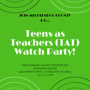 Cover photo for 4-H Teens as Teachers Webinar