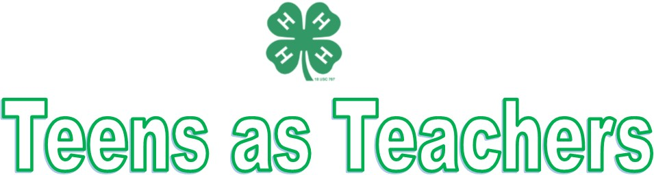 Teens as Teachers logo image