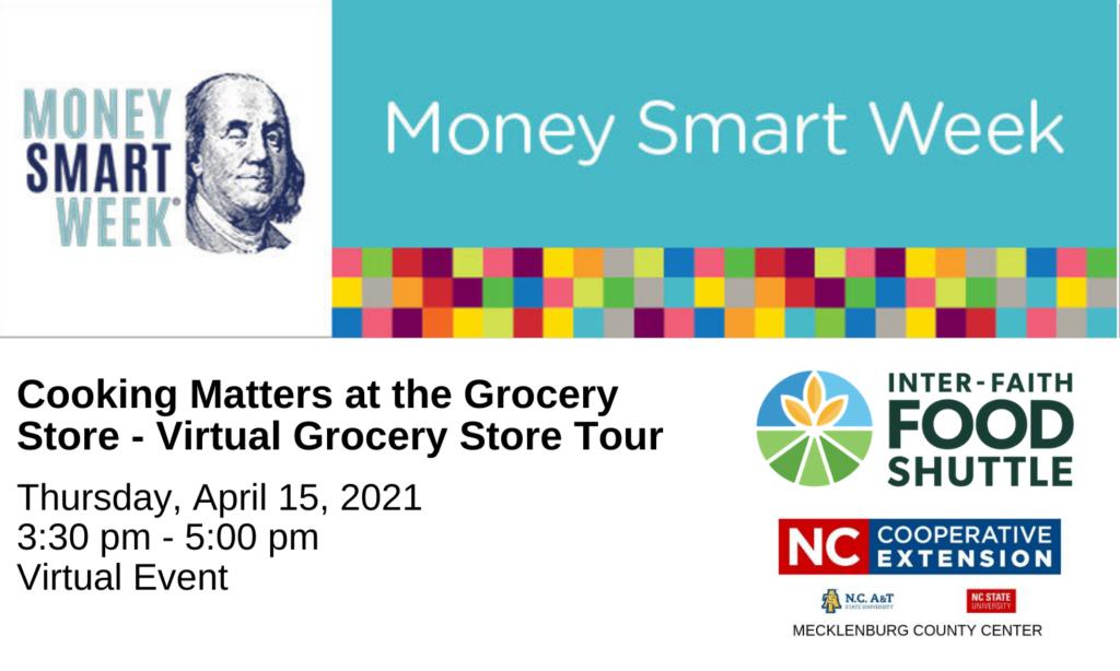 Smart Money Week flyer image