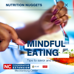 Cover photo for Mindful Eating